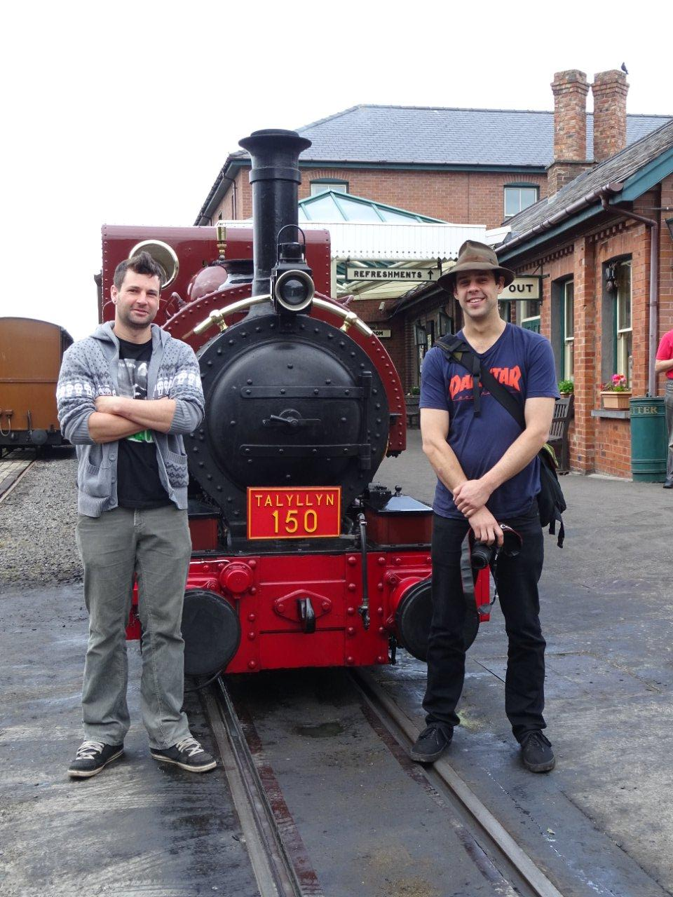 Whistle Stop Wales - Puffing Billy