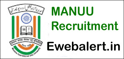 MANUU Recruitment