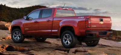 2018 Chevy Colorado Release Date