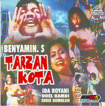 """Mega Bintang TOP melegenda, """"Tarzan Kota"""""""