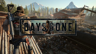 Days Gone PS4 Wallpaper
