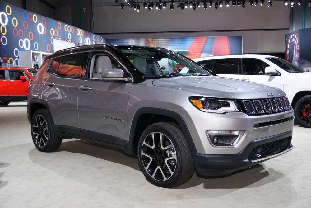 The 2017 Jeep Compass