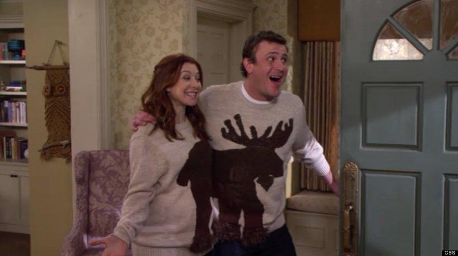 Marshall e Lily | 7 casais mais fofos das séries