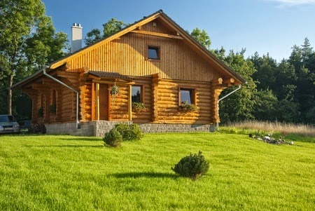 Three Quick and Easy Ways to Extend Your Log Home's Life