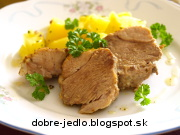 Marinovaná jahňacina - recept