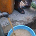Omg! See the water coming out from a public tap in Zamfara state