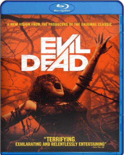 Evil Dead [BD25] [2013] [Latino]