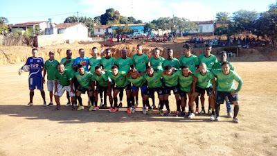Uni Jovem do Angico vence na abertura da Copa do Trabalhador, na Cigana de Piritiba