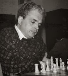 El ajedrecista del Club Ajedrez Terrassa Emili Simón