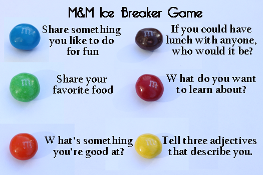 The Middle Years Game Icebreaker The M M Share