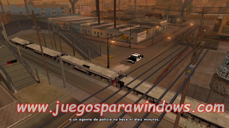 Grand Theft Auto San Andreas ESPAÑOL XBOX 360 (Region FREE) 8