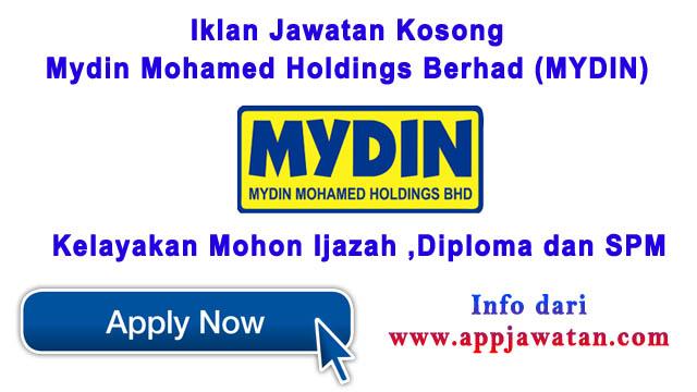 Mydin Mohamed Holdings Berhad (MYDIN)