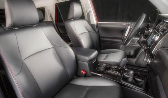 2018 Toyota 4Runner TRD Pro Specs