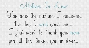 Mothers Day Quotes From Daughter In Law Archidev