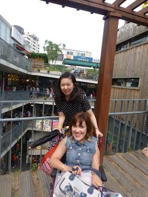 faire du shopping à Insa-dong à Séoul