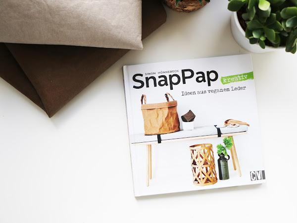 SnapPap - neues Buch von Mr. Snaply