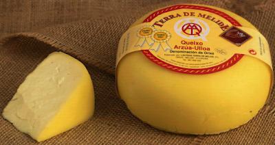 D.O queso Arzúa Ulloa