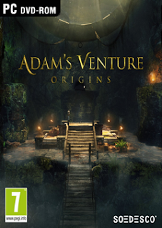 Free Download Adams Venture Origins PC Full Crack