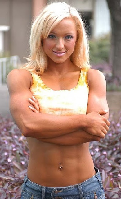 Erica Fuerst - IFBB Figure Pro