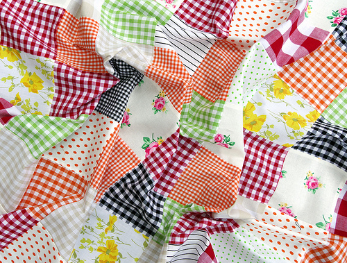 quilt goodness knottygnome crafts gingham