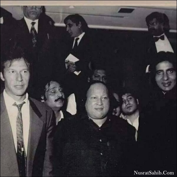 Imran Khan-Nusrat Fateh Ali Khan & Bolly