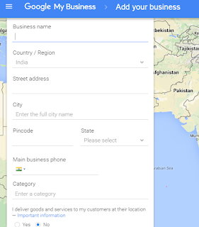 Steps to Add Business to Google Maps