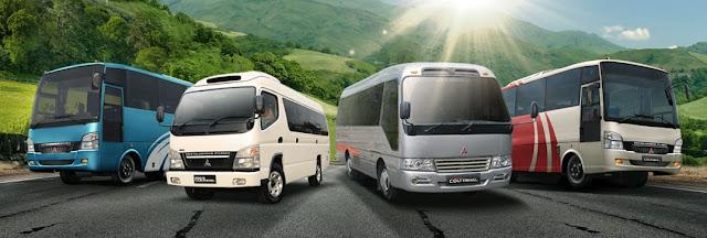 jual mobil bus medium colt diesel 2019, jual bus mitsubishi 2019