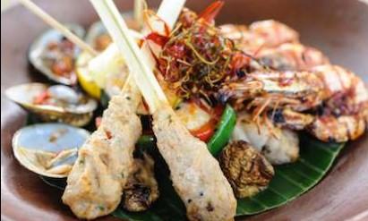 Resep Cara Membuat Sate Lilit Bali