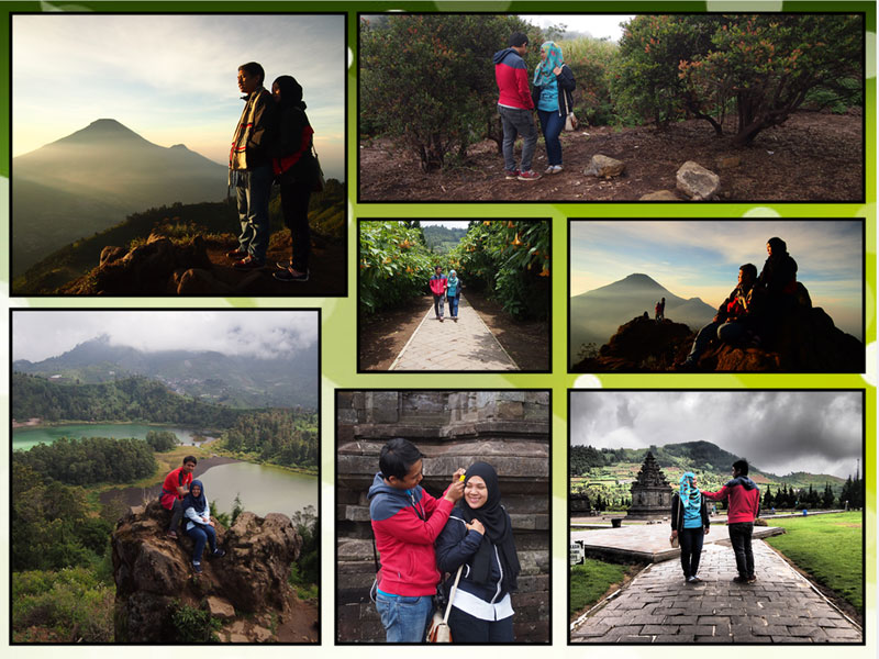 Paket Honeymoon Ke Dieng