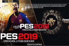 FTS MOD PES 2019 Apk+Data Update Full Transfer + Kits