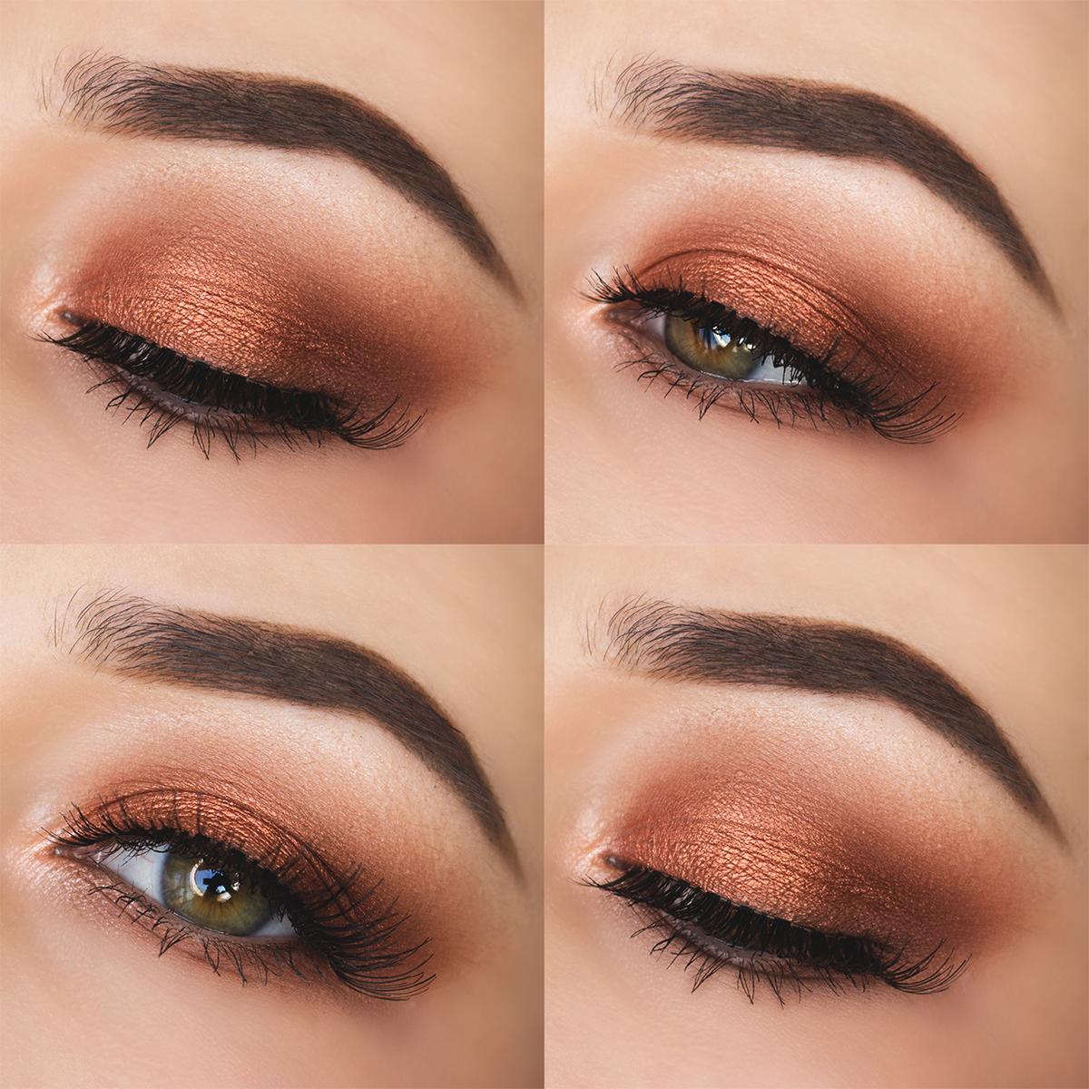 Autumn Eyes Ft Morphe 35o Gemma Louise