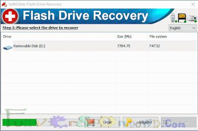 SoftOrbits Flash Drive Recovery 3.1 Full Version