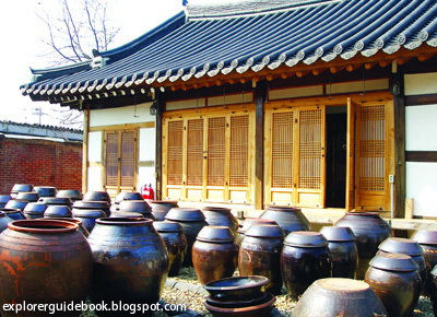 Hanok Village korea