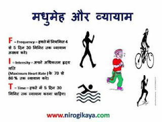 Diabetes-and-Exercise-in-Hindi