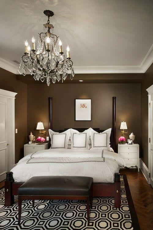 Wandgestaltung Schlafzimmer Beige | SMALL MODERN AND MINIMALIST HOUSES
