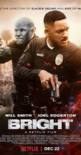 Bright (2017) English Dual Audio 400mb Download HDRip