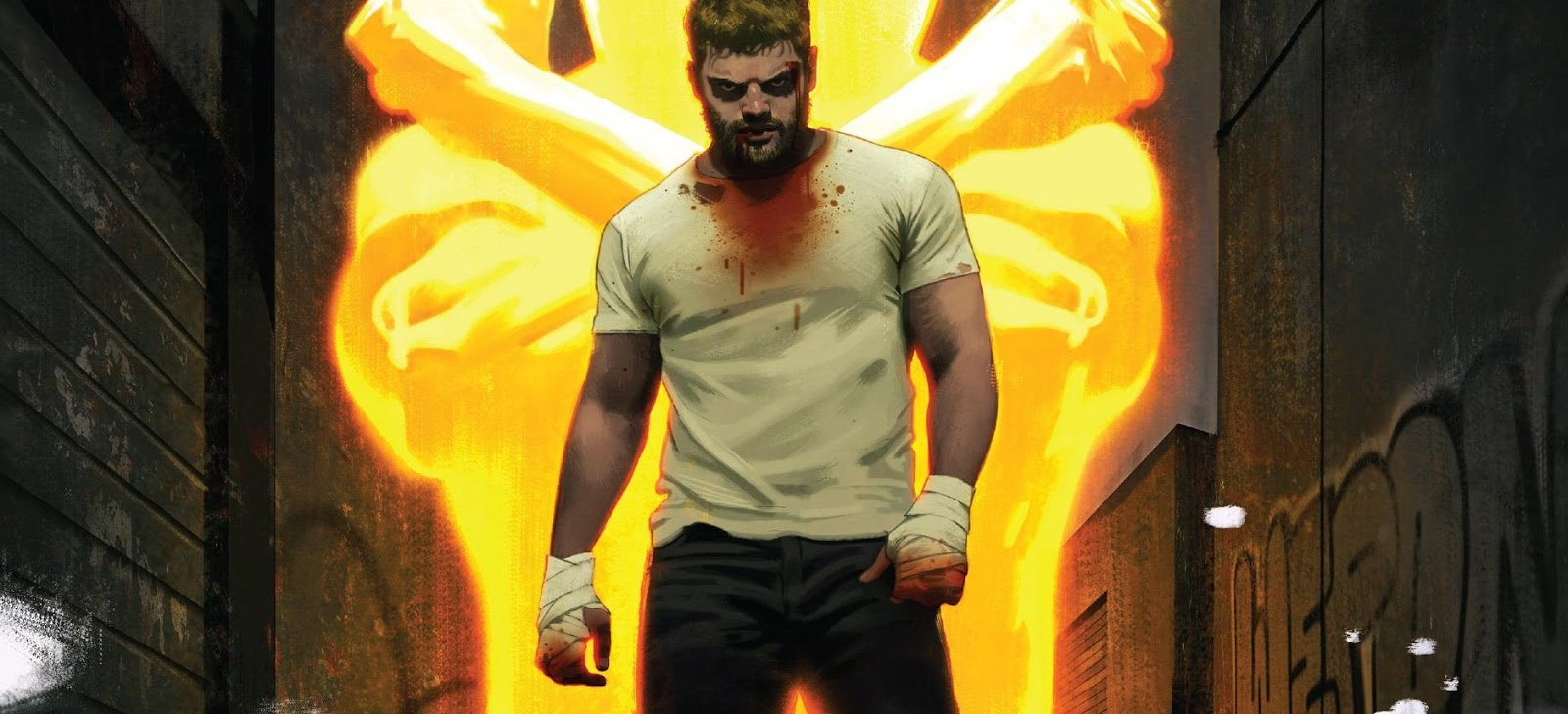 Iron fist two