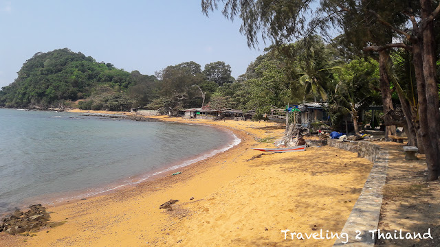 Traveling in Chanthaburi province, Thailand