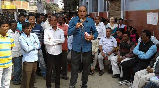 Congress harangues Silchar Municipal Board with litany of allegations