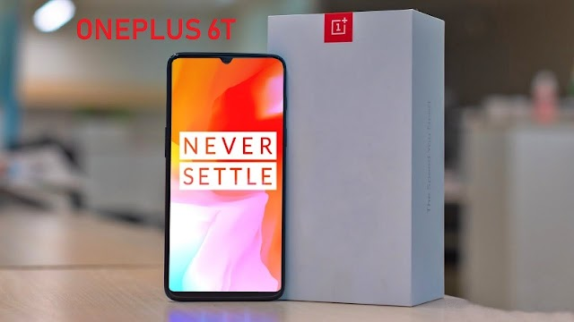ONEPLUS 6T-UNLOCK THE SPEED