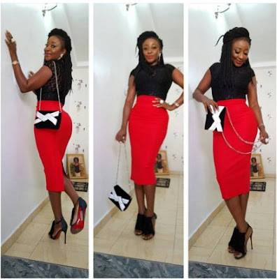 who is your top choice? among the Nigeria celebrities dress for the week