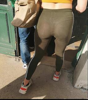 Linda chava pants marca tanga