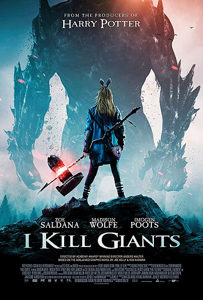I Kill Giants (2017) ταινιες online seires oipeirates greek subs