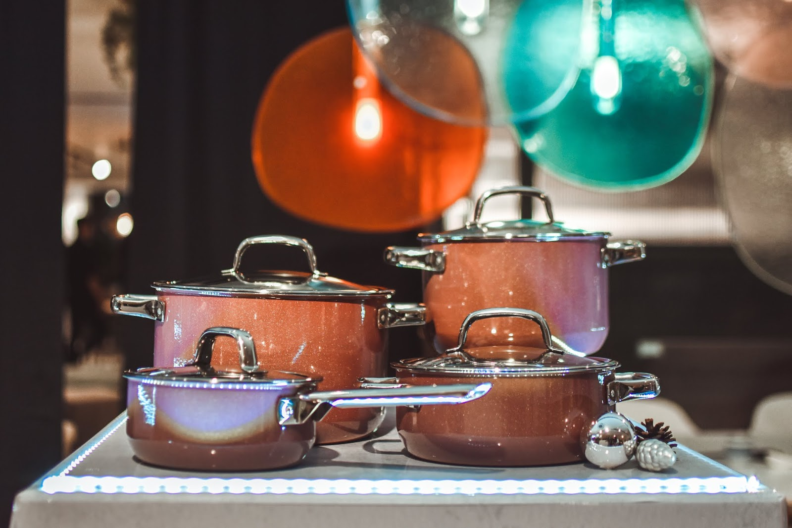New chic and efficient WMF cookware for urban kitchens! - Chantalmag
