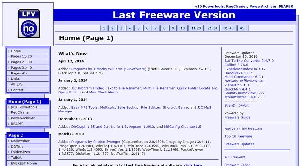5 مواقع ستفيدك في الحصول على البرامج التي تبحث عنها بإصدارات قديمة