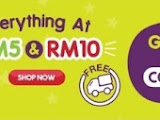Everthing at RM5 & Rm10 by Motherhood.com