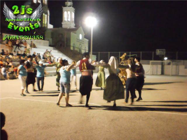 ΑΝΑΒΙΩΣΗ ΕΘΙΜΟΥ ΑΗ ΓΙΑΝΝΗ ΤΟΥ ΑΦΑΝΙΣΤΗ DJ ΓΛΕΝΤΙ ΣΥΡΟΣ SYROS2JS EVENTS