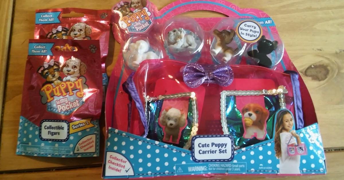 Pocket Dogs Toys Surprise Bag