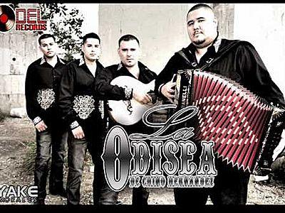 La Odisea De Chino Hernandez - En Vivo (2012) (Disco Oficial)
