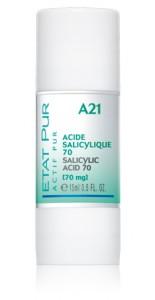 Acido Salicílico 70 de Etat Pur. ¡¡Adiós puntos negros!! - Blog de Belleza Cosmetica que Si Funciona